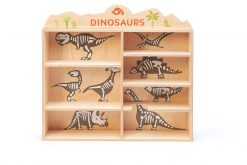 Empty Wooden Set Fun Dinosaur Toy