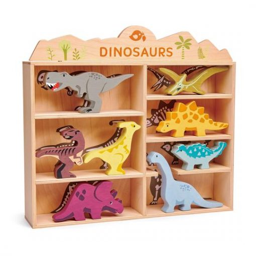 Dinosaurs Wooden Figure Set from Tender Leaf Toys 2