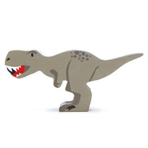 T-Rex Wooden Figure