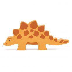 Stegosaurus Wooden Figure