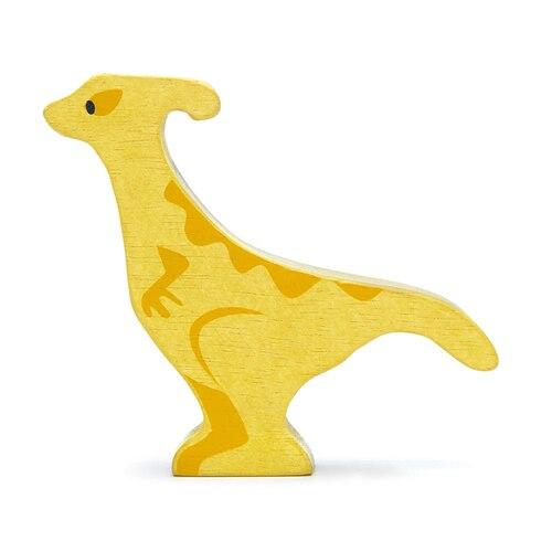 Parasaurolophus Wooden Figure