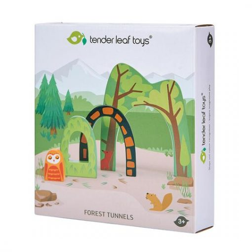 Box of Forest Playset