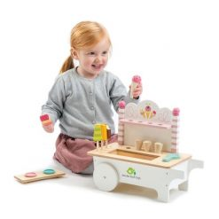 Award-Winning Ice Cream Cart Toy