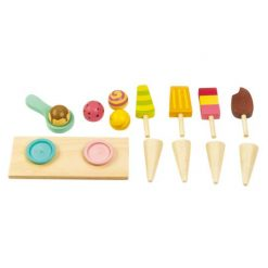 Pieces of Ice Cream Set