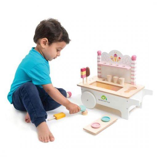 Tender Leaf Toys Play Time Ice Cream