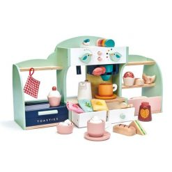 Mini Chef Bird's Nest Cafe from Tender Leaf Toys
