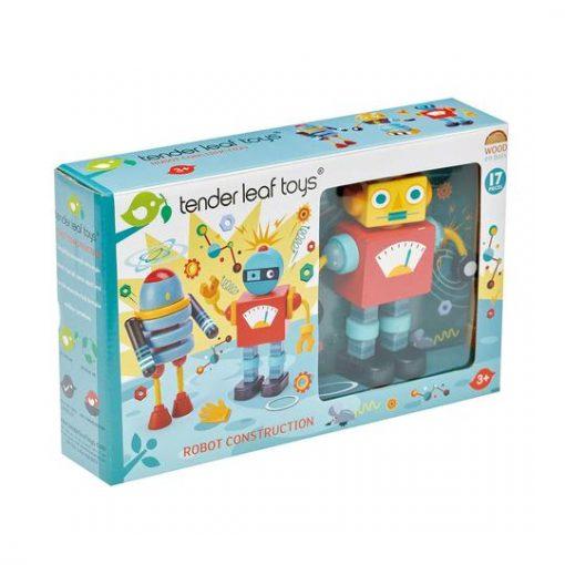 Box Set Robot Construction
