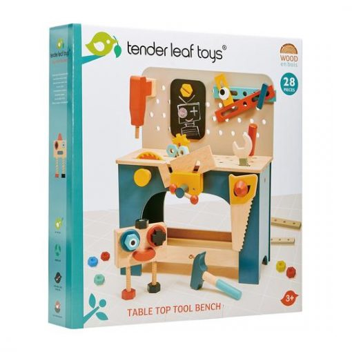 Box Set of Table Top Tool Bench