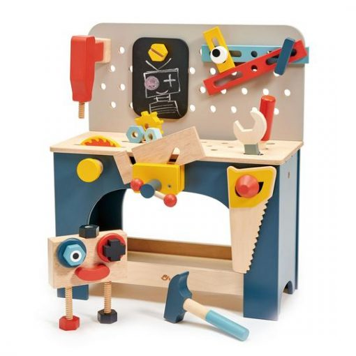 Table Top Tool Bench from Tender Leaf Toys