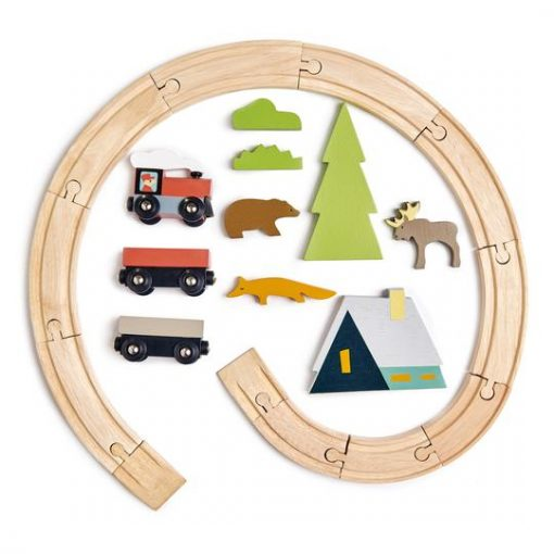 All Pieces Treetop Set from Tender Leaf Toys