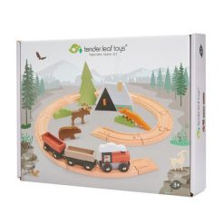 Box View Tender Leaf Toys Trains