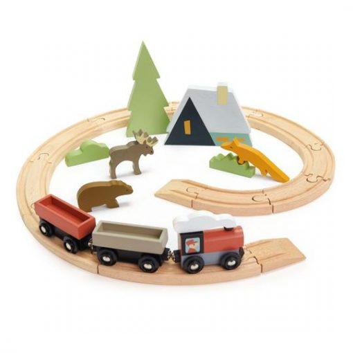 Tender-Leaf-ToysTreetops-Train-Set