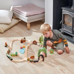 Fire Place Fun Time with Tender Leaf Toys