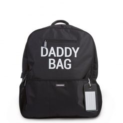 Childhome Daddy Bag Print Diaper Backpack