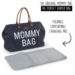 Childhome Mommy Bag Print Weekend Style Diaper Bag 3