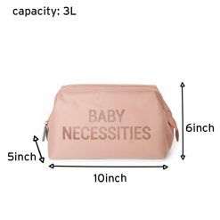Childhome Baby Necessities Toiletry Bag 3