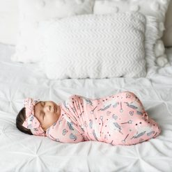Little Sleepies Unicorn Swaddle