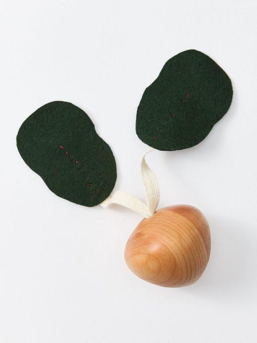 Milton & Goose Onion Bulb Wooden Toy