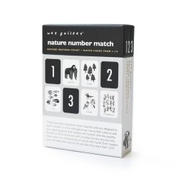 Nature and Number Learning Cards