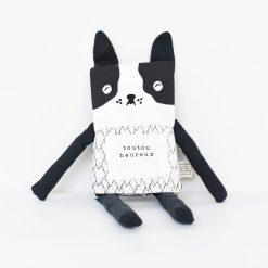 French Edition Organic Dog Flippy Friend