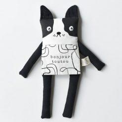 Wee Gallery Organic Dog Flippy Friend