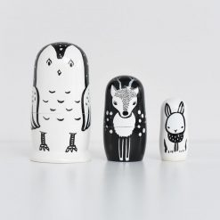Wee Gallery Woodland Nesting Dolls