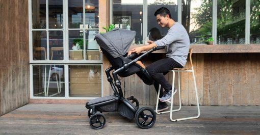 Xari Sport with Seat Parent Facing