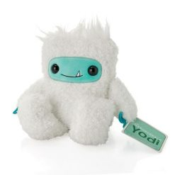 Christopher Straub The UNABOMINABLE Yodi Plush