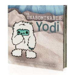Christopher Straub The UNABOMINABLE Yodi Book