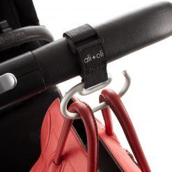 Ali+Oli Adjustable Stroller Hook for Freshly Picked
