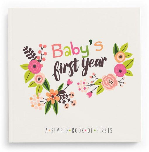 Lucy Darling Little Artist Baby Memory Book