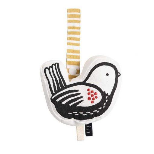 Wee Gallery Bird Stroller Toy