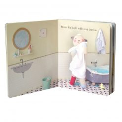 Night-Night Wooly book about bedtime routine