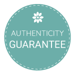 Blossom Guarantees our products to be 100% authentic