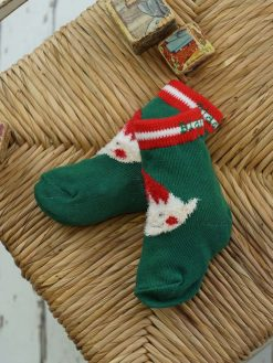 Blade & Rose Holiday Christmas Elf Socks