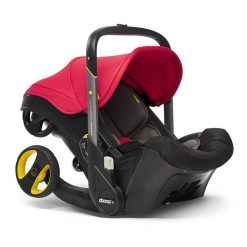 Car Seat and Stroller Flame Red Doona