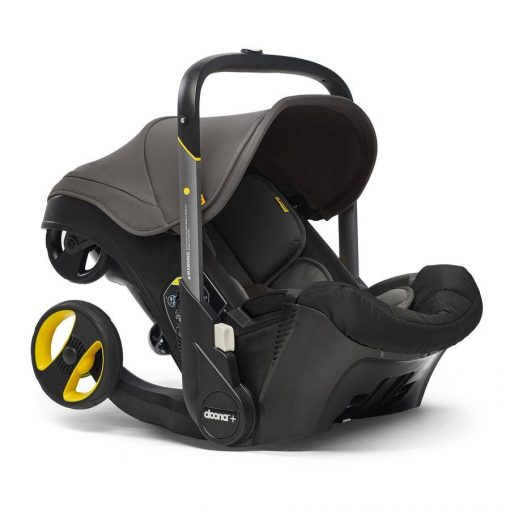 Car Seat and Stroller Grey Hound Doona