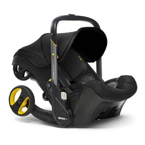 Car Seat and Stroller Nitro Black Doona