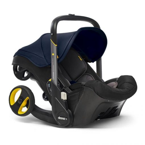 Car Seat and Stroller Royal Blue Doona