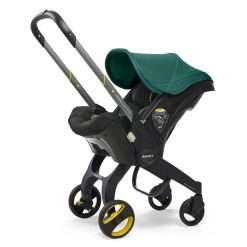 Mulitpurpose Car Seat and Stroller Green Doona