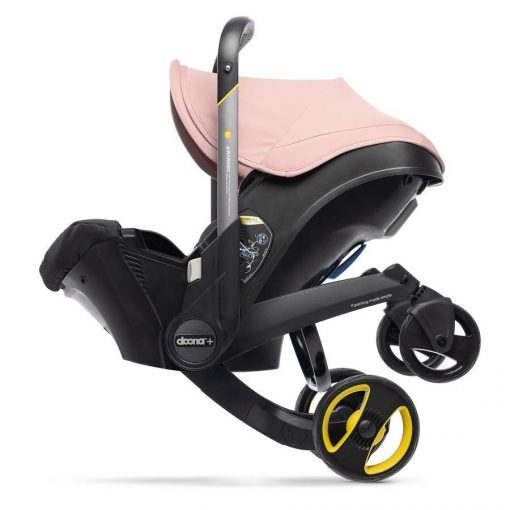 Mulitpurpose Car Seat and Stroller Pink Doona
