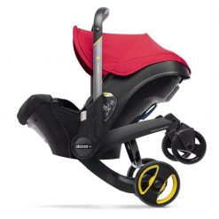 Mulitpurpose Car Seat and Stroller Red Doona