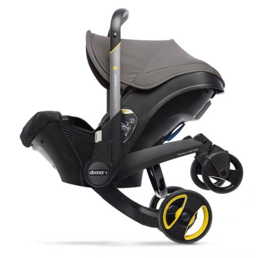 Mulitpurpose Car Seat and Stroller Grey Doona