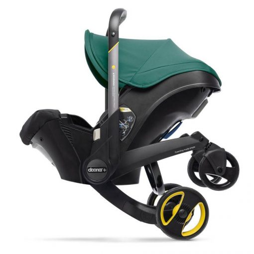 Car Seat and Stroller Racing Green Doona