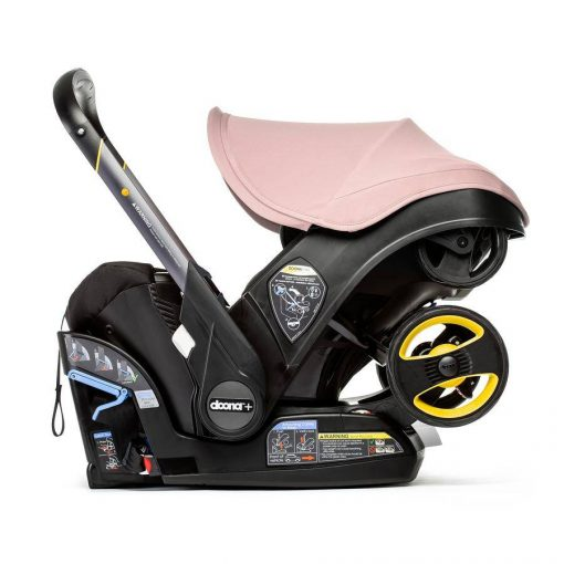 Car Seat and Stroller Doona Blush Pink