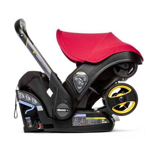 Car Seat and Stroller Doona Flame Red