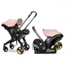 Doona Car seat and Stroller Blush Pink