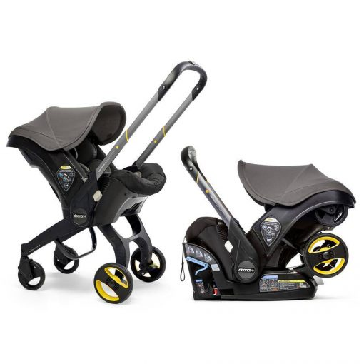 Doona Car seat and Stroller Grey Hound