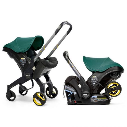 Doona Car seat and Stroller Racing Green