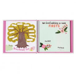 Little Artist Baby Book by Lucy Darling